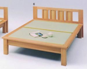 miyabi double tatami bed - Tatami Bed